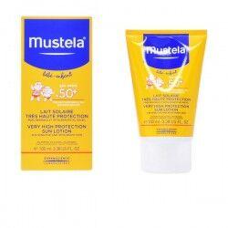 Sun Milk Bébé Mustela