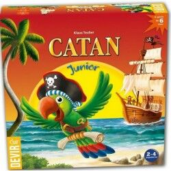 Board game Catan Junior (Es)