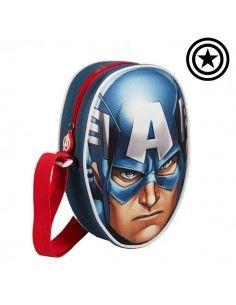 3D Captain America Backpack...