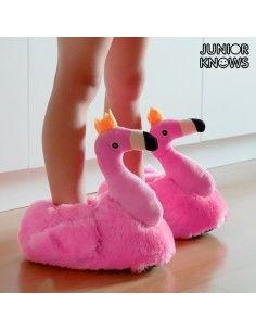 Junior Knows Flamingo...