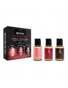 Flavored Massage Gift Set...