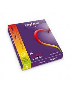 Tasty Skin Condoms (36 pcs)...