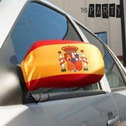 Spanish Flag Rear View...