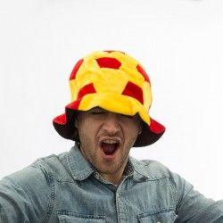 Spanish Flag Football Hat