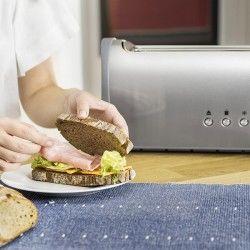 Cecotec Steel Toaster 2L...